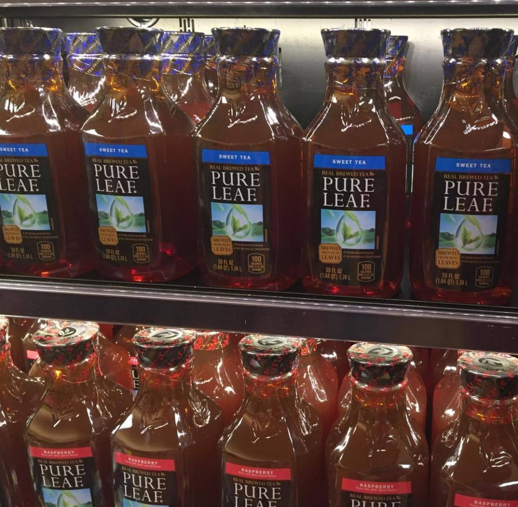 Pure Leaf Real Brewed Ice Tea Only $0.19 at Tops Markets