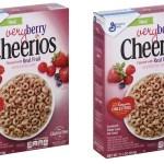 Cheerios Very BerryCereal $0 88 At Walgreens