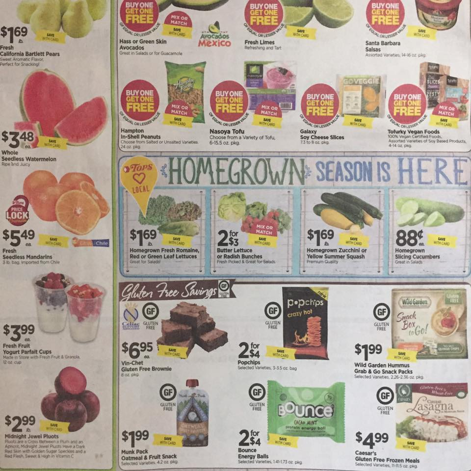 Tops Ad Scan Week Of 7 30 Page 10b
