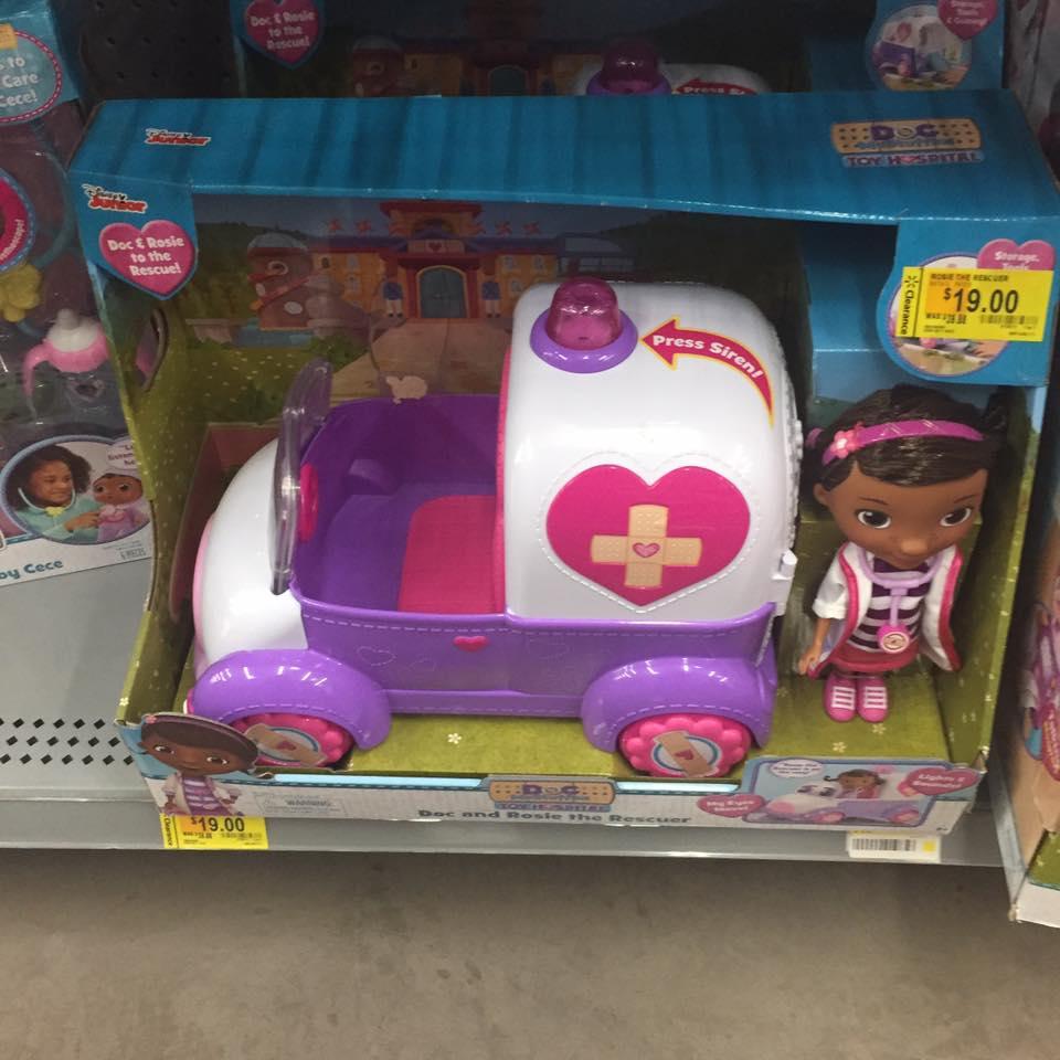 Doc Mcstuffins Walmart Toy Clearance