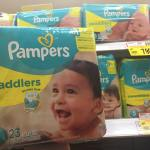 Pampers Diapers At Wegmans