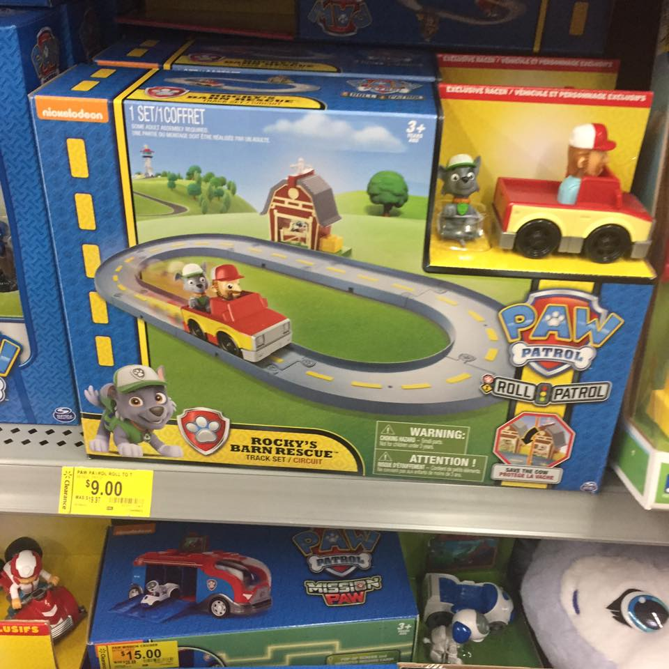 Paw Patrol Walmart Toy Clearance
