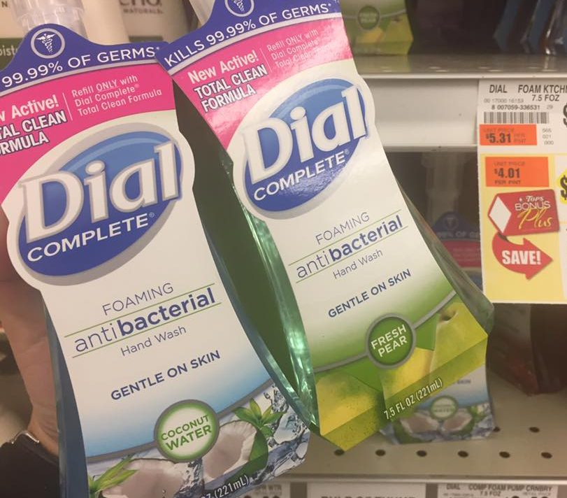 Dial Foaming Hand Soap Bogo At Tops