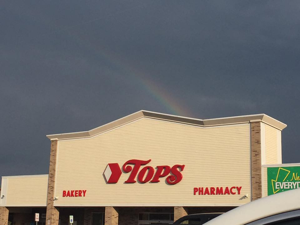 Rainbow At Tops