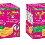 Annie's Bunny Shapes Macaroni & Cheese, 8 Ct At Bjs