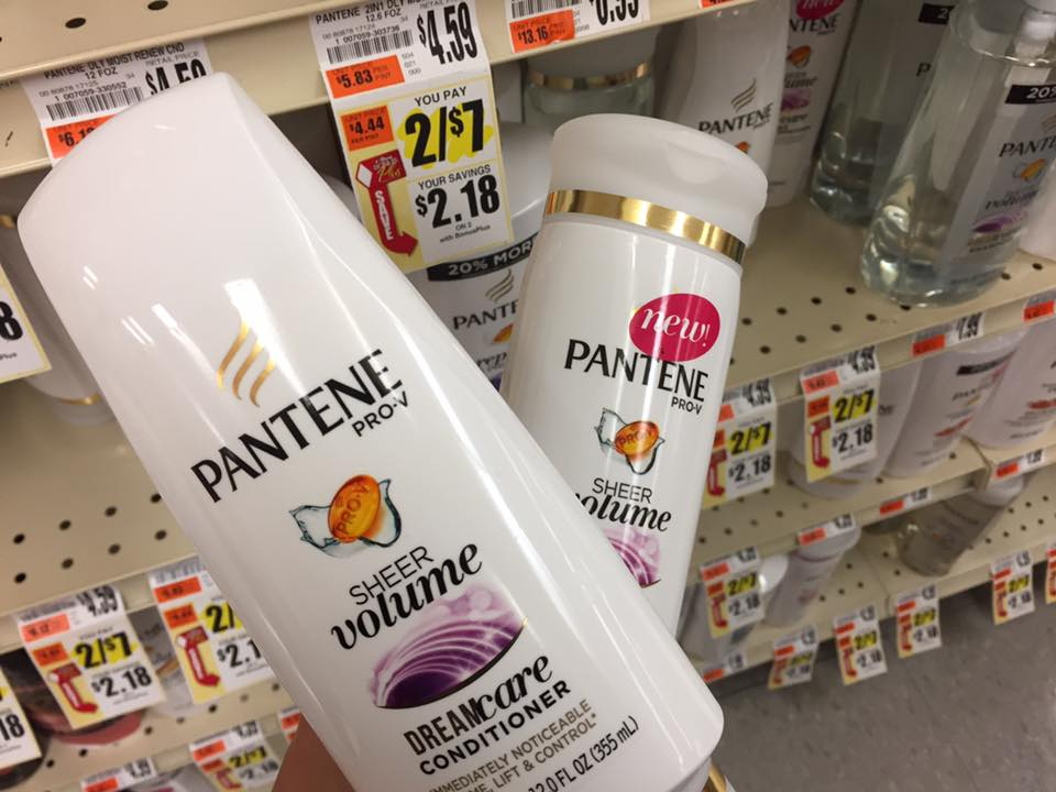 Pantene Deal At Tops