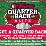 Tops Quarter Back Offer