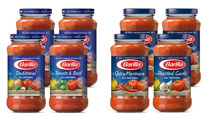 Barilla Sauces
