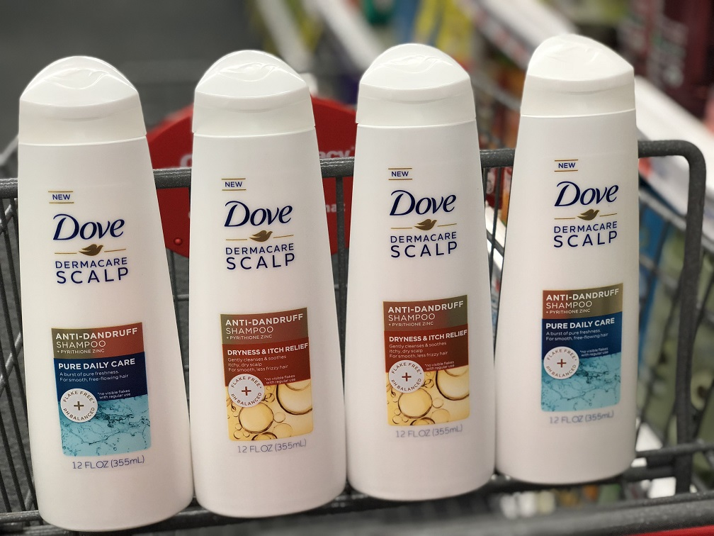 FREE Samples for Unilever, Dove, and Tresemme Items!