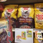 Free Meow Mix Cat Treats Wyb Cat Food At Tops