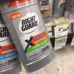 Right Guard Deal At Walgreen