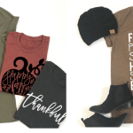 Fall Womens Graphic Tees