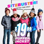 Puffer Jackets Only $19 99