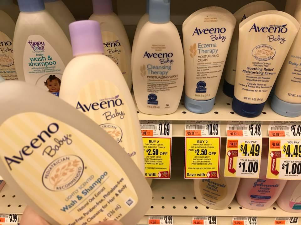 Aveeno Baby Deal At Tops Markets