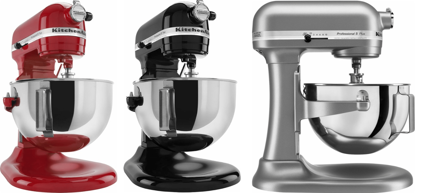 Today Only Grab this KitchenAid Professional 5 Plus Stand Mixer Only ...