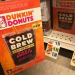 Dunkin Donuts Ice Brewed At Tops Markets