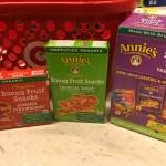 Annie's Deals At Target