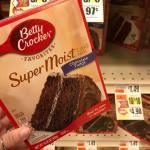 Betty Crocker Cake Mix FREE At Tops Markets