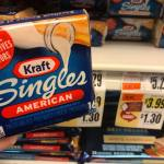 Kraft Cheeese Singles At Tops Markets