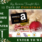 My Momma Taught Me's 12 Days Giveaway Day 11 2017 (1)