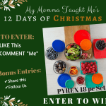My Momma Taught Me's 12 Days Giveaway Day 56 2017