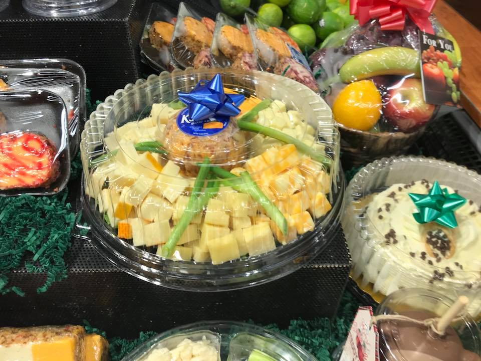 Tops Markets Holiday Platters 2