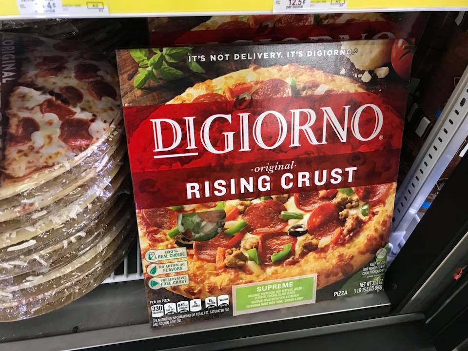 Digiorno Deal At Dollar General