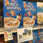 Kellogg's Cereal Deal At Tops