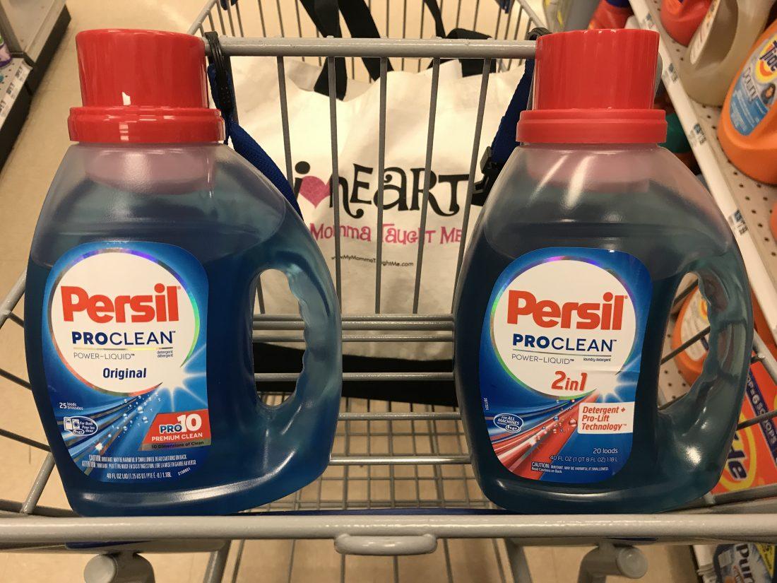Persil Laundry Detergent (2)