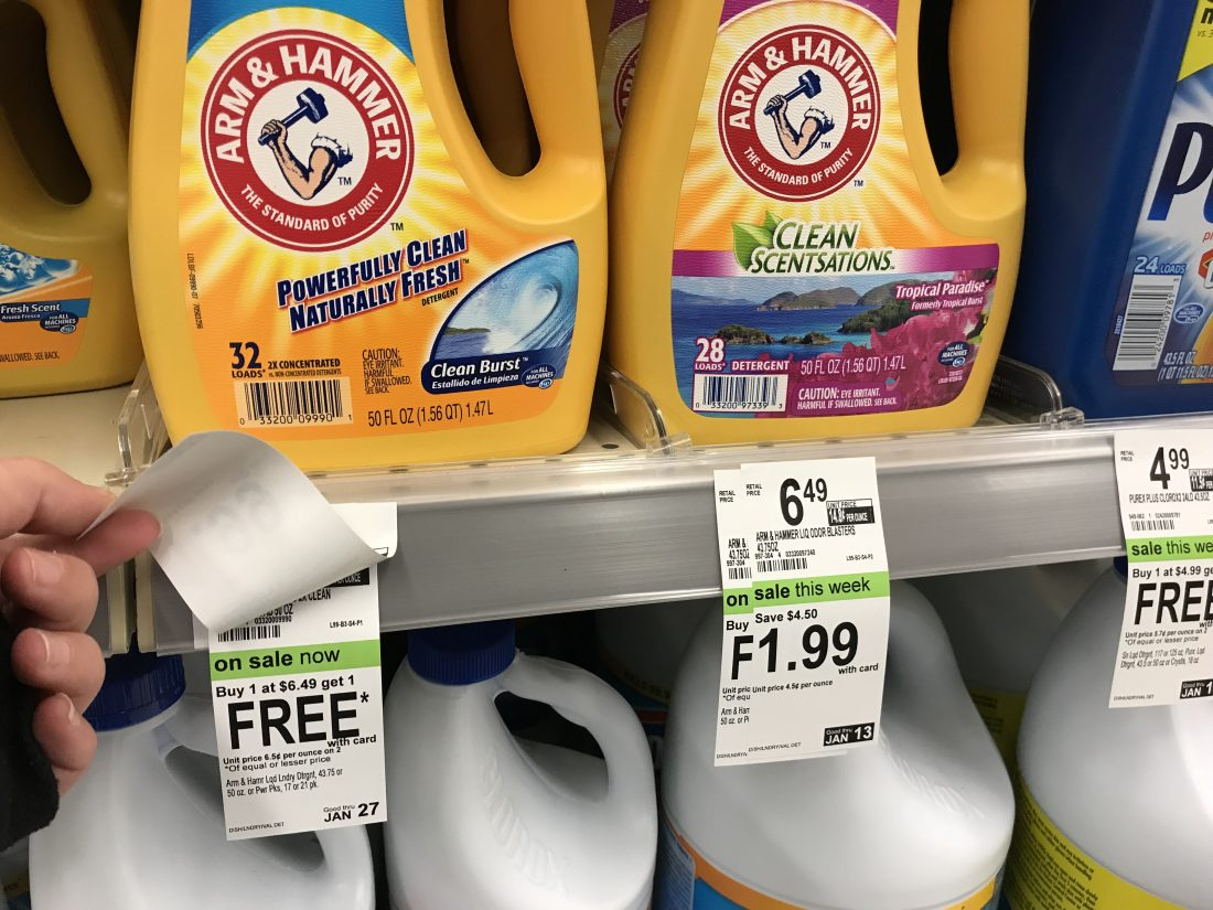 Arm And Hammer Sale At Walgreens