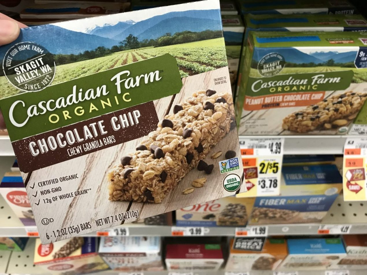 Cascadian Farms Deal At Tops