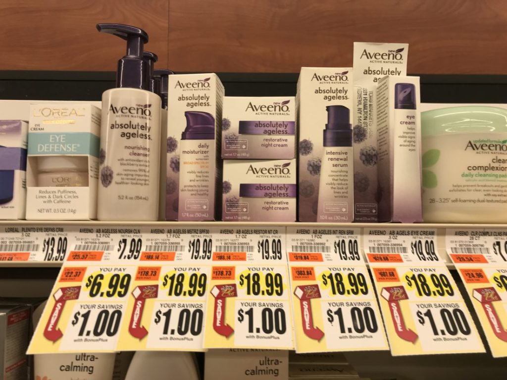 Aveeno At Tops Markets (3)