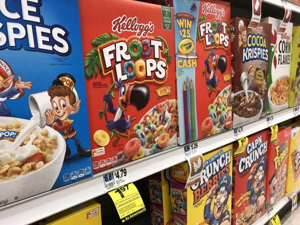 Cereal Deal At Rite Aid