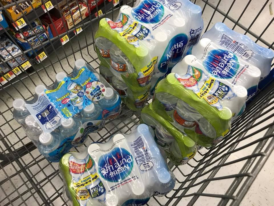 Nestle Pure Water Deal At Walmart
