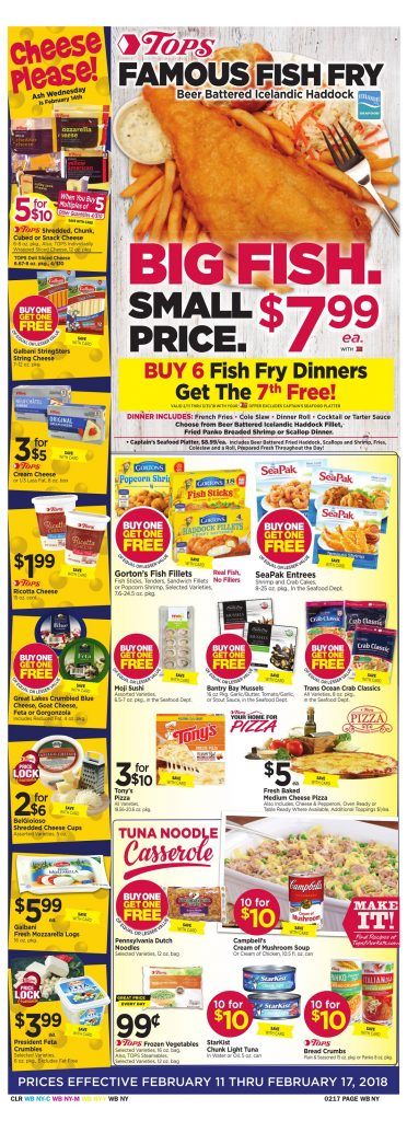 Tops Markets Ad Scan Week 2 11 Page 10