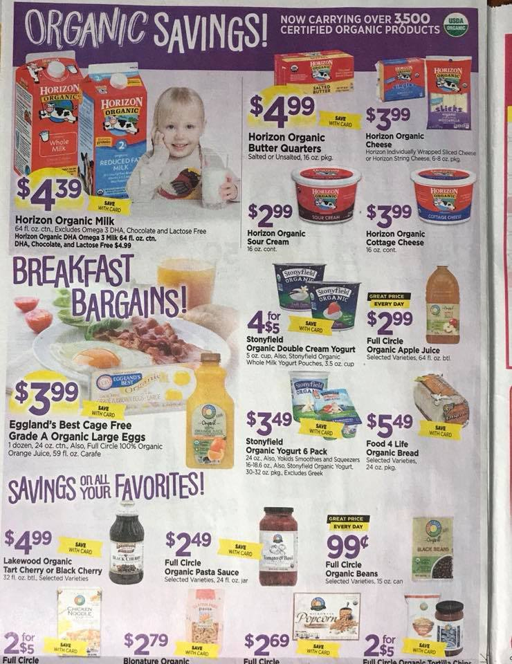 Tops Markets Ad Scan Week 2 4 18 Page 8a