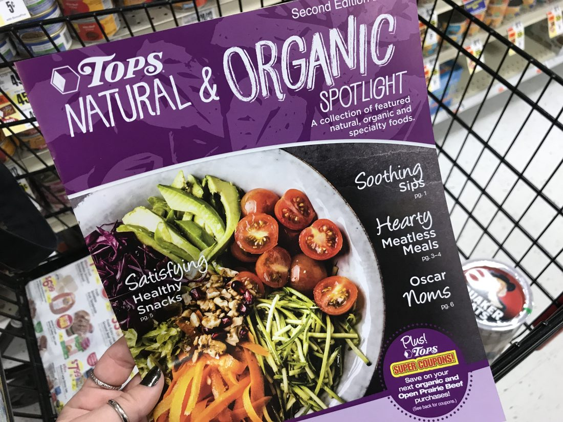 Tops Organic And Natural Flyer