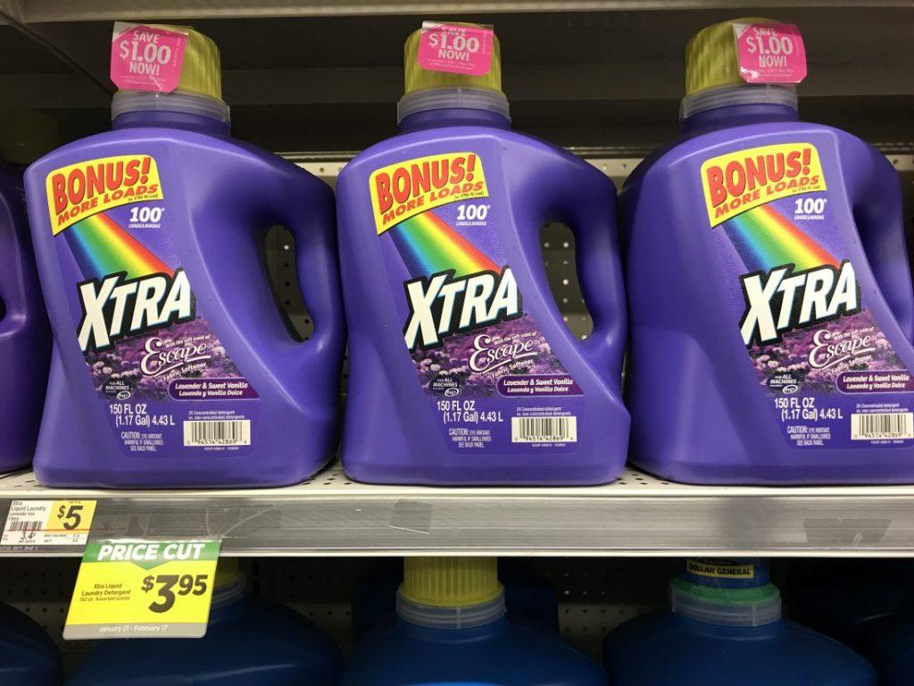 Xtra Large Bottles At Dollar General