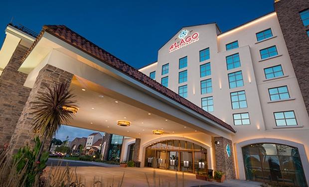 Save on Del Lago Casino and Hotel