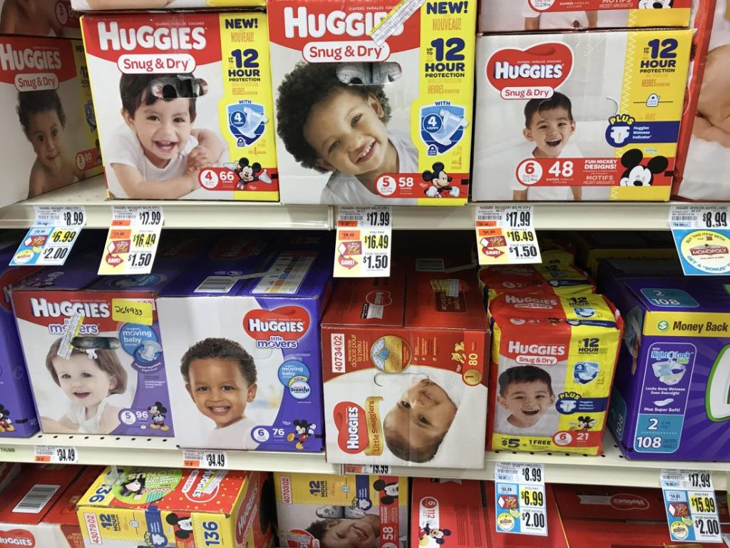Huggies At Tops Markets (2)