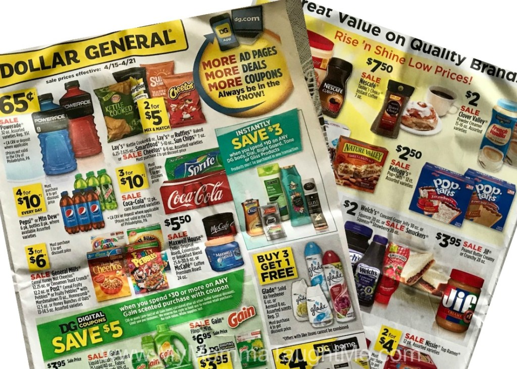 Dollar General Early Ad Preview 4-15-18