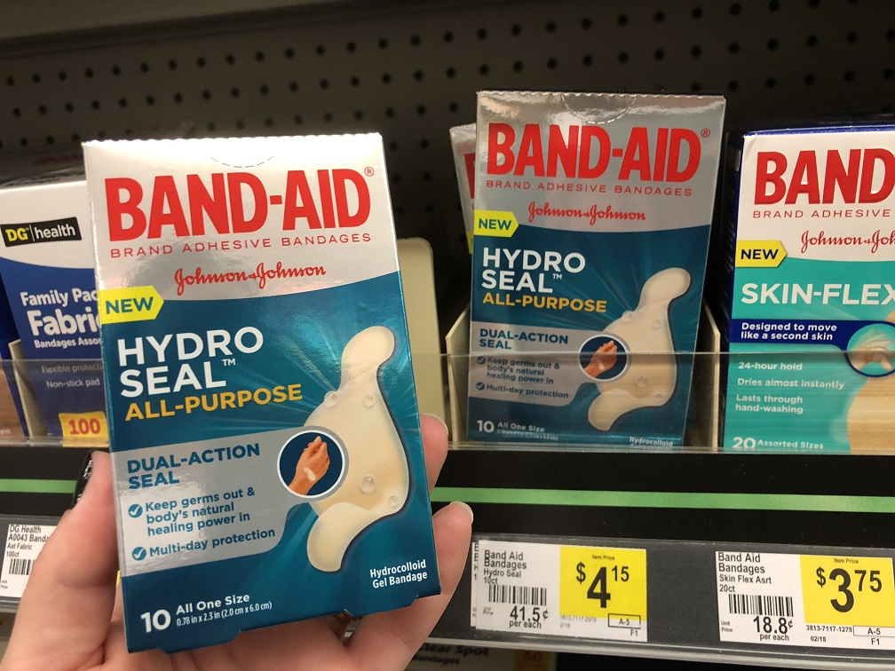 Band Aid Hydro Seal