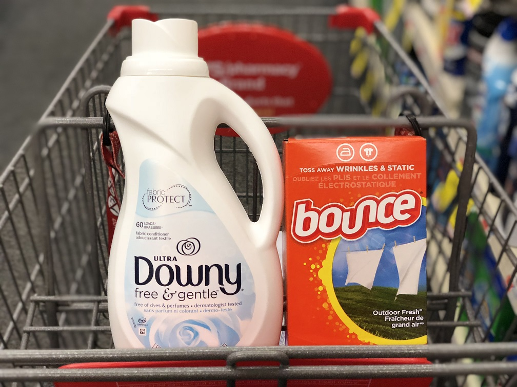 Downy And Bounce Deal