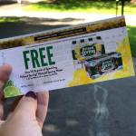 FREE8 Pack Of Sparkling Poland SpringBrand Natural Spring Water