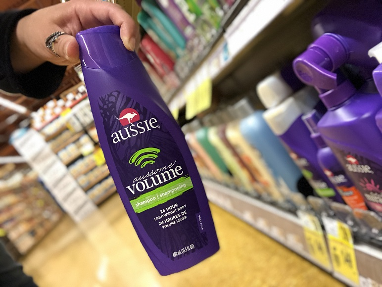 Aussie Hair Care for Just $0.49 at Wegmans