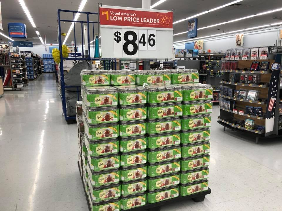 Ball Jars Walmart