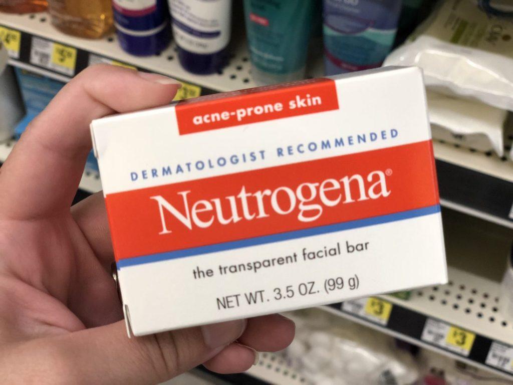 neutrogena bar