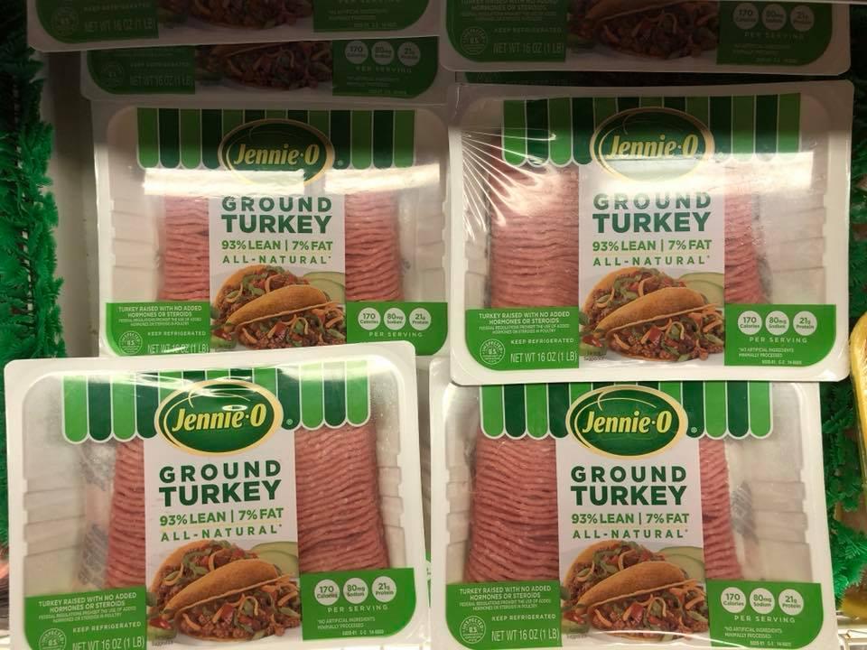Jennie O Ground Turkey