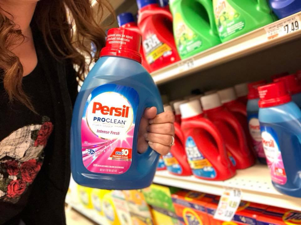 Persil Detergent Just $3.99 at Tops