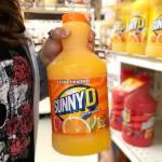 Sunny D Sale